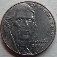 США 5 центов