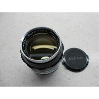 Объектив Nikon Nippon Kogaku Nikkor-P 105 mm 1:2.5 Ai-d (non-Ai конвертировананный в Ai)