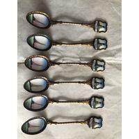 Сувенирные чайные ложки
