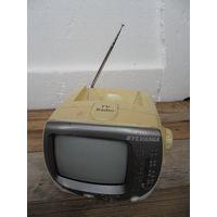 Телевизор с AM / FM радио Sylvania SRT069 - Китай, 2003 г.