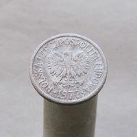 Польша 20 грошей 1977