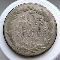 1/3 Талера 1774 Пруссия