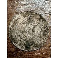 Монета Полтак 1795 Екатирина 2