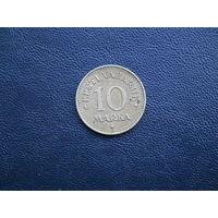 10 марок 1925. эстония. С 1 рубля
