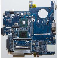 Материнская плата ISL50 LA-3551P+ процессор + клавиатура