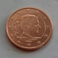 5 евроцентов, Бельгия 2016 г., AU