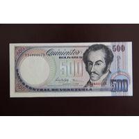 Венесуэла 500 боливаров 1998 UNC