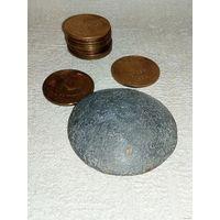 Бита плюха для игры с монетами чику, расшибалочку, расшибай..