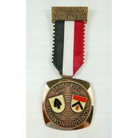Швейцария, Памятная медаль 1987 год.
