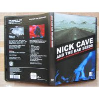 DVD NICK CAVE AND THE BAD SEEDS (The Road To God Knows Where – Live At The Paradiso)