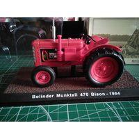 Продам Bolinder Munktell 470 Bison, 1964 производитель Atlas