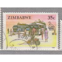 Автомобили машины Автобусы Зимбабве 1990 год лот 4 около 25% от каталога