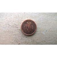 Ирландия 1 евроцент, 2013г.