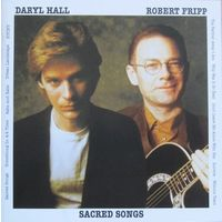 Daryl Hall (with Robert Fripp) - Sacred Songs (1980, Audio CD)