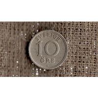 Швеция 10 эре (оре) 1920 /корона/(М*)