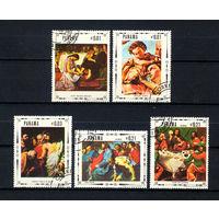 1968 Панама. Религиозное искусство