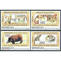 Сенегал. Фауна. 1987 г. к.ц.-7,5 евро. см. условие.