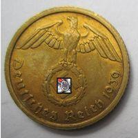 Третий рейх. 10 рейхспфеннигов 1939 A. Продолжение следует :) 2-145