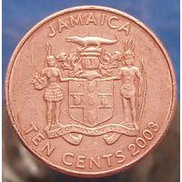 10 центов 2003 ЯМАЙКА
