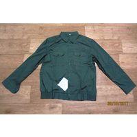 Рубашки военные оливкового цвета размер 176-112-43 (56/5) ворот 43-5