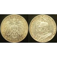 2 марки 1901 г Пруссия