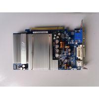 Видеокарта PCI Express GeForce 6600 EN6600SILENCER/TD/256M/A (906355)