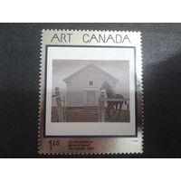 Канада 2002 Живопись полная