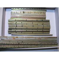 Набор стоек квадратного сечения 6х6 мм  ( 2,65 кг.)