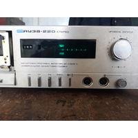 Магнитофон кассетный Яуза