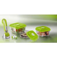 Скидка! Комплект вакуумирования и хранения продуктов от Цептер Mini  VacSy(R) 6 предметов