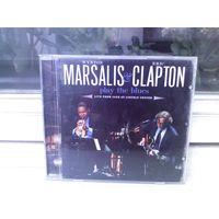 Wynton Marsalis Eric Clapton. Play The Blues (CD)