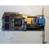 Видеокарта, ретро,Super Grace Verite V2200,1997г.