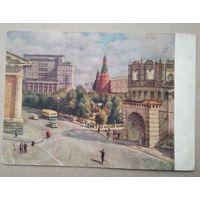 Разумовская Ю. Московский кремль. 1956 г.