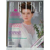 Канадский журнал для невест 1989 г.в.