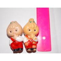 Чиполлино - игрушка резиновая СССР