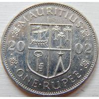 Маврикий 1 рупия