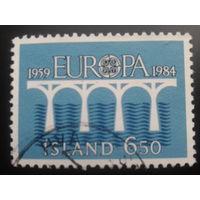 Исландия 1984 Европа