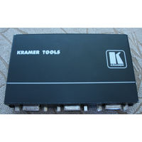 Видеоразветвитель VGA Kramer VP400K, 4порт, б/у, рабочий