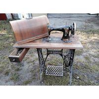 Швейная машинка ''NEW-YORK'' USA. Начало 20 века, TRADE MARK  THE AMERIC. SEW. KMFG. CO