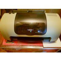Струйный принтер Epson C43UX