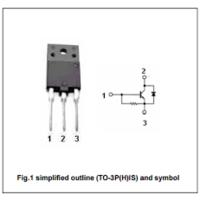 Транзистор ST1803DH