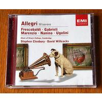 Allegri. Miserere, etc - Cleobury, Willcocks (Audio CD - 2003)
