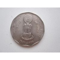 2 Рупий 2000 SUPREME COURT OF INDIA 1950-2000 (Индия)