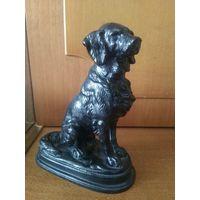 """Скульптура """"Собака"""", Касли, 1987 год"""