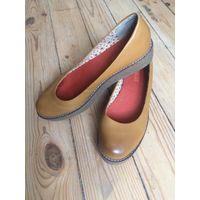 Туфли женские, Pier One, кожа
