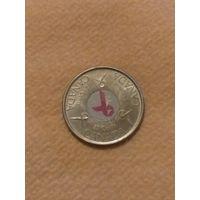 Канада 25 центов 2006 Борьба с раком молочной железы