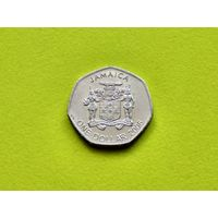 Ямайка. 1 доллар 2006.