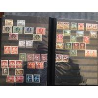 Распродажа! Огромный альбом марок Германского Рейха от 1871 года до 1945 г. Поавляющее большинство серий