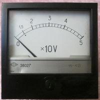 Вольтметр 0-5 x 10V