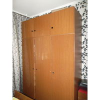 Шкафы + прикроватная тумбочка (можно по отдельности)